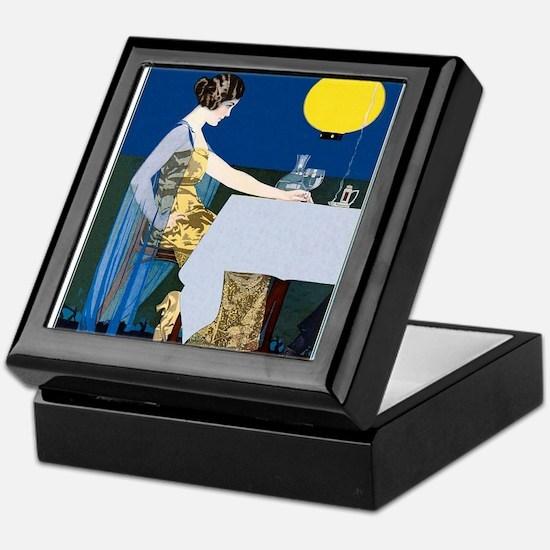 Unique Phillip Keepsake Box