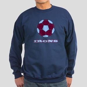 Irons Sweatshirt (dark)