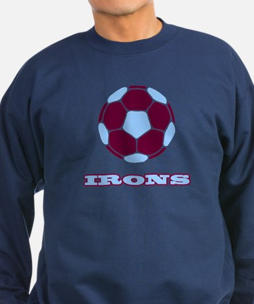 Irons Sweatshirt (dark)