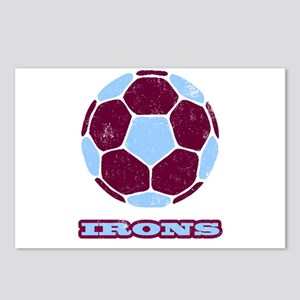 Irons Postcards (Package of 8)