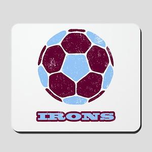 Irons Mousepad