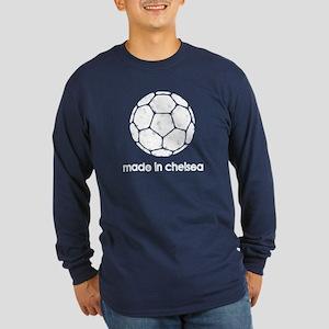 Made in Chelsea Long Sleeve Dark T-Shirt