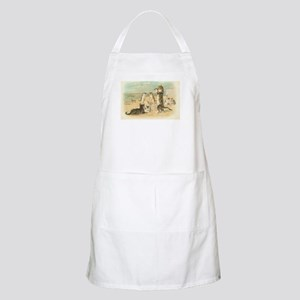 Kitties on the Beach Apron