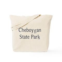 Cheboygan State Park Tote Bag