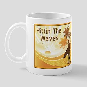 Hittin' The Waves Mug
