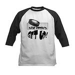 Get Up! Kids Baseball Jersey