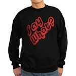 Say What? Sweatshirt (dark)