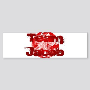 Team Jacob Sticker (Bumper)