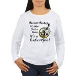 It's a Lifestyle Women's Long Sleeve T-Shirt