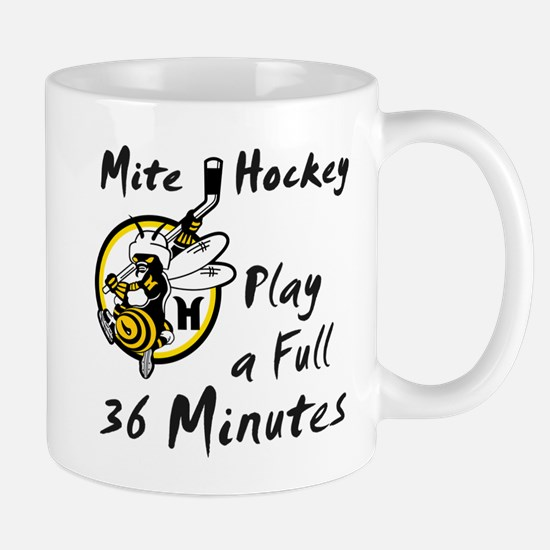 36 Minutes Mug