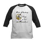 36 Minutes Kids Baseball Jersey