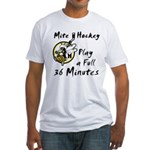 36 Minutes Fitted T-Shirt