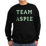 Team Aspie Sweatshirt (dark)