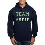 Team Aspie Hoodie (dark)