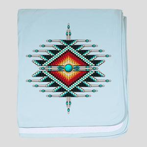 Native American Beadwork 29 baby blanket