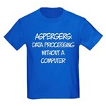 Aspergers Kids Dark T-Shirt