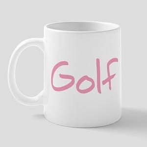 Golf Widow Mug
