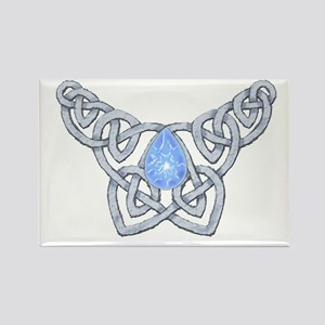 Knotted Butterfly Magnet