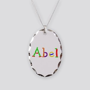 Abel Balloons Oval Necklace