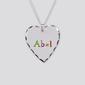 Abel Balloons Heart Necklace