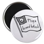 Flags Breed Hatred Magnet