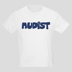 Nudist Kids Light T-Shirt