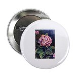 Gardener Pink Rose Lapel Pin