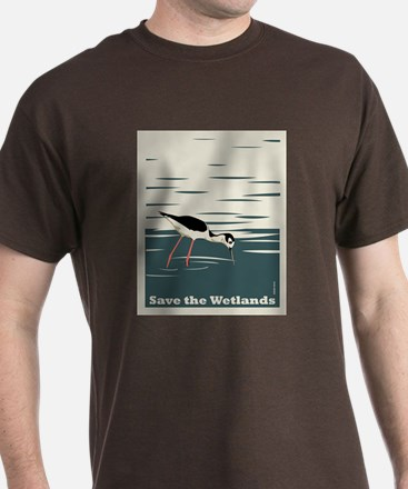 Save the Wetlands T-Shirt