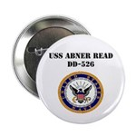 "USS ABNER READ 2.25"" Button"