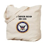 USS ABNER READ Tote Bag