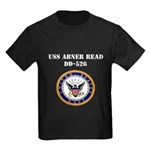 USS ABNER READ Kids Dark T-Shirt