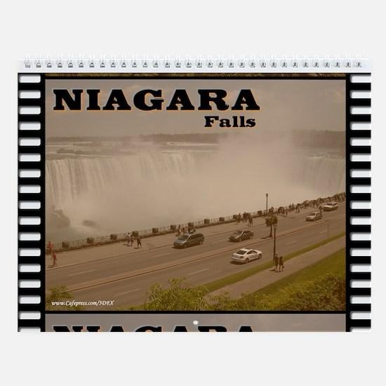Niagara Falls Wall Calendar