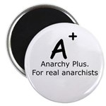 Anarchy Plus Magnet