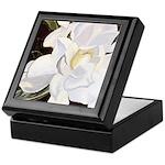 White Gardenia Keepsake Box