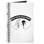 Ninja Pirate Peace Summit Journal