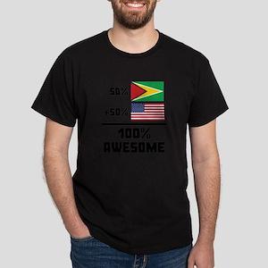 Awesome Guyanese American T-Shirt