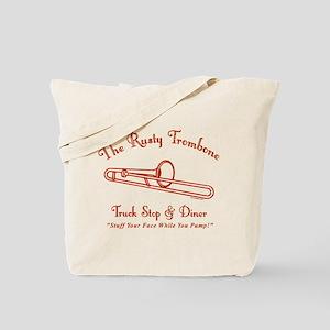 Rusty Trombone Tote Bag