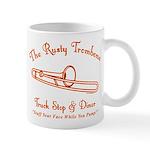 Rusty Trombone Mug