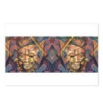African art Postcards (Package of 8)