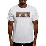 African art Ash Grey T-Shirt
