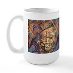 African art Large Mug