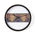 African art Wall Clock