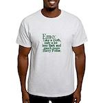 Emo: Like a Goth Light T-Shirt