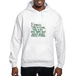 Emo: Like a Goth Hooded Sweatshirt