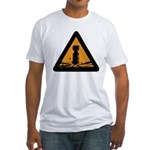 Bomb Fitted T-Shirt