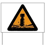 Bomb Yard Sign