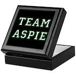 Team Aspie Keepsake Box