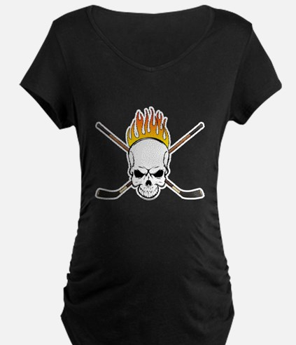 Skull Hockey T-Shirt