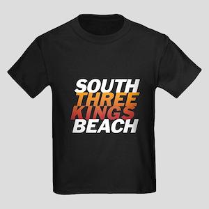 South Beach Three Kings Kids Dark T-Shirt