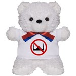 No Mosque Teddy Bear